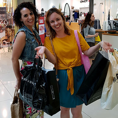 סיבוב קניות סטייליסטית