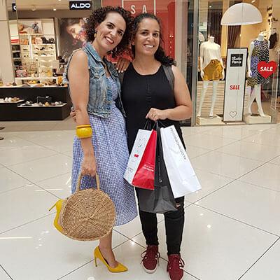 סטיילינג אישי לנשים קניות